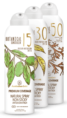 BOTANICAL SUNSCREEN SPF 15/30/50 SPRAY CONTINUO